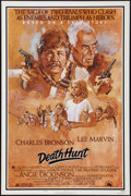 "Movie Posters:Action, Death Hunt and Other Lot (20th Century Fox, 1981). One Sheets (2)(27"" X 41""). Action.. ... (Total: 2 Items)"
