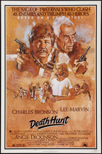 "Death Hunt and Other Lot (20th Century Fox, 1981). One Sheets (2) (27"" X 41""). Action. ... (Total: 2 Items)"