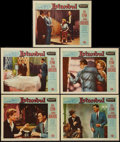 "Movie Posters:Adventure, Istanbul & Other Lot (Universal International, 1957). LobbyCards (9) (11"" X 14""). Adventure.. ... (Total: 9 Items)"