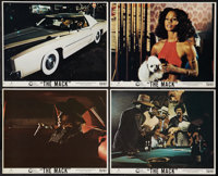 The Mack & Others Lot (Cinerama Releasing, 1973). Mini Lobby Card Sets of 8 (4) & Mini Lobby Cards (4) (...