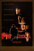 "Movie Posters:Western, Unforgiven (Warner Brothers, 1992). One Sheet (27"" X 40""). Western.. ..."