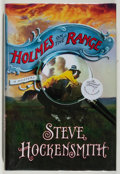 Books:Mystery & Detective Fiction, Steve Hockensmith. SIGNED. Holmes on the Range. St. Martins,2006. As new....