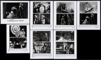 "The Nightmare Before Christmas (Touchstone, 1993). Press Kit Photos (13) (8"" X 10""). Animation. ... (Total: 13..."