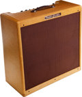 Musical Instruments:Amplifiers, PA, & Effects, 1957 Fender Bassman Tweed Guitar Amplifier, Serial # BM00324....
