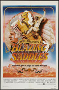 """Movie Posters:Comedy, Blazing Saddles (Warner Brothers, 1974). One Sheet (27"""" X 41"""").Comedy.. ..."""