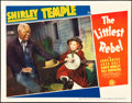 """Movie Posters:Musical, The Littlest Rebel (20th Century Fox, 1935). Lobby Card (11"""" X14""""). Musical.. ..."""