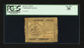 Colonial Notes:Continental Congress Issues, Continental Currency July 22, 1776 $5 PCGS Very Fine 30.. ...