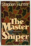 Books:Mystery & Detective Fiction, Stephen Hunter. SIGNED. The Master Sniper. Morrow, 1980. Mild toning, else fine....