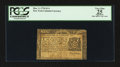 Colonial Notes:New York, New York March 5, 1776 $1/4 PCGS Apparent Very Fine 25.. ...