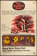 """Movie Posters:Drama, The Bramble Bush & Other Lot (Warner Brothers, 1960). Posters (2) (40"""" X 60""""). Style Y & Regular. Drama.. ... (Total: 2 Items)"""
