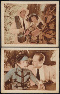 "Victory (Paramount, 1919). Lobby Cards (2) (11"" X 14""). Drama. ... (Total: 2 Items)"