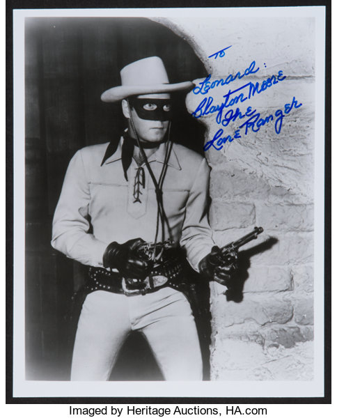 The Lone Ranger Television Show (Colbert Television Sales