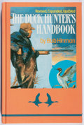 Books:Sporting Books, Bob Hinman. SIGNED. The Duck Hunter's Handbook. Wolfe, 1993.Revised edition. Signed by the author. No dust jack...