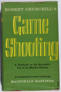 Books:Sporting Books, Robert Churchill. Game Shooting. Stackpole, 1963. Revised edition. Very good....