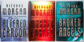 Books:Science Fiction & Fantasy, [Jerry Weist]. Richard Morgan. Group of Three First Edition Books, Two Signed. Gollancz, 2002-2004. Fine.... (Total: 3 Items)