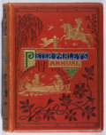 Books:Children's Books, Peter Parley's Annual for 1871. George, 1871. Foxing andsunning. Fair....