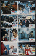 """Movie Posters:Sports, North Dallas Forty (Paramount, 1979). Lobby Card Set of 8 (11"""" X 14""""). Sports. ... (Total: 8 Items)"""