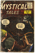 Golden Age (1938-1955):Horror, Mystical Tales #2 (Atlas, 1956) Condition: GD....