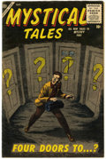 Silver Age (1956-1969):Horror, Mystical Tales #3 (Atlas, 1956) Condition: VG/FN....