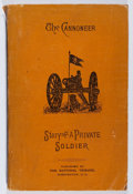Books:Americana & American History, Augustus Buell. The Cannoneer. National Tribune, 1897. Lateredition. Publisher's wrappers. Toning and wear. Good....