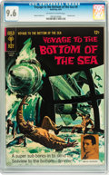 Silver Age (1956-1969):Adventure, Voyage to the Bottom of the Sea #9 (Gold Key, 1967) CGC NM+ 9.6 Off-white to white pages....