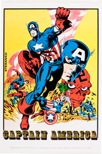 Marvelmania Poster Group (Marvel, 1970).... (Total: 7 Items)