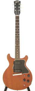 Musical Instruments:Electric Guitars, 1960 Gibson Les Paul Special Cherry Solid Body Electric Guitar, Serial # C011905. ...