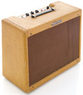 Musical Instruments:Amplifiers, PA, & Effects, 1959 Fender Deluxe Tweed Guitar Amplifier, Serial # D07057. ...