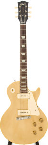 Musical Instruments:Electric Guitars, 1953 Gibson Les Paul Gold Top Solid Body Electric Guitar, Serial #3 2120....