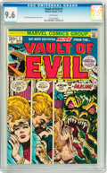 Bronze Age (1970-1979):Horror, Vault of Evil #7 (Marvel, 1973) CGC NM+ 9.6 White pages....