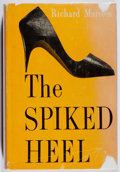 Books:Mystery & Detective Fiction, Richard Marsten. The Spiked Heel. Holt, 1956. Jacket tonedand chipped. Very good....