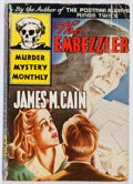 Books:Mystery & Detective Fiction, James M. Cain. The Embezzler. Avon, 1944. Publisher'swrappers. Toned with light wear. Very good....