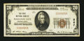 National Bank Notes:Pennsylvania, Mahanoy City, PA - $20 1929 Ty. 1 The First NB Ch. # 567. ...