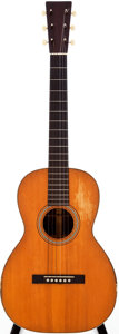 Musical Instruments:Acoustic Guitars, 1890s Martin 0-28 Natural Acoustic Guitar....