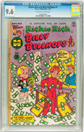 Bronze Age (1970-1979):Cartoon Character, Richie Rich and Billy Bellhops #1 (Harvey, 1977) CGC NM+ 9.6Off-white to white pages....