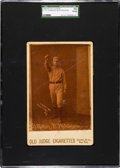 Baseball Cards:Singles (Pre-1930), 1888-89 N173 Old Judge Cabinets Charles Buffington SGC 10 Poor 1 - The only Graded Example! ...