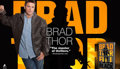 Movie/TV Memorabilia:Memorabilia, Brad Thor Book . Benefitting Mercury One . ...