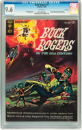Silver Age (1956-1969):Science Fiction, Buck Rogers #1 File Copy (Gold Key, 1964) CGC NM+ 9.6 Whitepages....