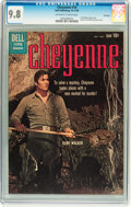 Silver Age (1956-1969):Western, Cheyenne #18 File Copy (Dell, 1960) CGC NM/MT 9.8 Off-white towhite pages....