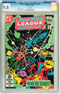 Modern Age (1980-Present):Superhero, Justice League of America #213 (DC, 1983) CGC NM/MT 9.8 Whitepages....