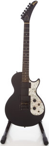 Musical Instruments:Electric Guitars, 1989 Gibson Black Solid Body Electric Guitar, #81369744....