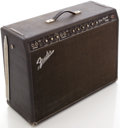 Musical Instruments:Amplifiers, PA, & Effects, Circa 1967 Fender Pro Reverb Blackface Guitar Amplifier, #A05671....