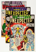 Silver Age (1956-1969):Horror, Tales of the Unexpected Group (DC, 1960-67) Condition: AverageFN-.... (Total: 10 Comic Books)