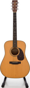 Musical Instruments:Acoustic Guitars, Circa Late 1970's Alvarez by Yairi DY57 Natural Acoustic Guitar,#7851....
