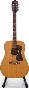 Musical Instruments:Acoustic Guitars, 1975 Guild D-35NT Natural Acoustic Guitar, #129735....
