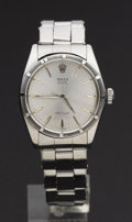 Timepieces:Wristwatch, Rolex Ref. 6427 Gent's Steel Oyster Royal Precision, circa 1955. ...