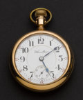 Timepieces:Pocket (post 1900), Hamilton 19 Jewel 994 18 Size Pocket Watch. ...