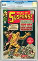 Tales of Suspense #44 (Marvel, 1963) CGC VF 8.0 Off-white pages