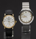 Timepieces:Wristwatch, Omega Automatic & Accutron Astronaut Wristwatches. ... (Total:2 Items)