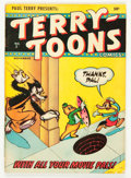 Golden Age (1938-1955):Funny Animal, Terry-Toons Comics #2 (Timely, 1942) Condition: GD/VG....
